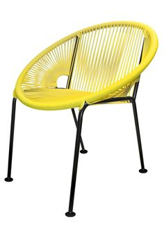 Acapulco chairs h s h pinterest acapulco chair for Chaise vibrante