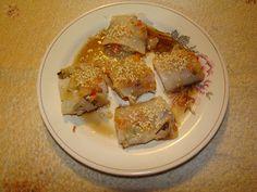 Cheung Fun (Pasta china de arroz)