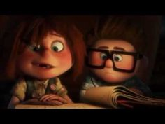 Up! Altas Aventuras - Carl e Ellie - O amor tudo suporta... ♥