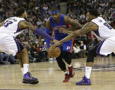 Pistons 95, Kings 90: Detroit has first western road win streak in more than four years | MLive.com