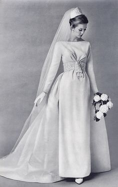 cumberbund bride by Millie Motts, via Flickr