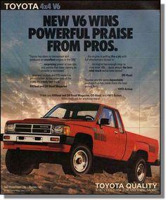 1980's Toyota ad.