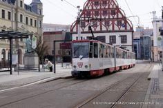 941 Zwickau Hauptmarkt 08.04.2013