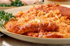Receita de Bife à Parmegiana Feito na Panela de Pressão , Delicioso e fácil de fazer! Aprenda a Receita!