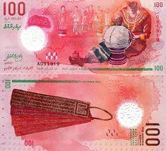 100 Rufiyaa UNC Banknote