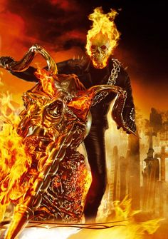 High resolution British key art image for Ghost Rider The image measures 1420 * 2064 pixels and is 3102 kilobytes large. Ghost Rider 2007, Ghost Rider Film, Ghost Rider Johnny Blaze, Ghost Rider Marvel, Marvel Comics, Marvel Dc, Marvel Heroes, Captain Marvel, Surfer D'argent