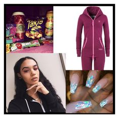 """""""✨Meilani✨"""" by queensummergurl on Polyvore featuring Junk Food Clothing"""