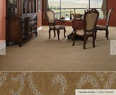 Carpet trends for 2015 are leaning towards more pattern in the design, a cozy feel with the look you desire.