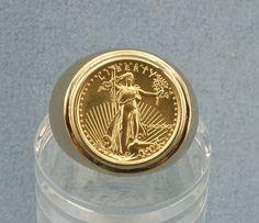 1991 5Dollar Gold American Eagle Coin by diamondmastersuscoin, $998.00