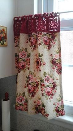 No Sew Curtains, Cool Curtains, Crochet Curtains, Trendy Bedroom, Modern Bedroom, White Bedroom, Bedroom Wall, Bedroom Curtains, Bedroom Ideas