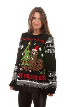 Kim Kardashian ain't got nothin' on this demure reindeer. Wear ...