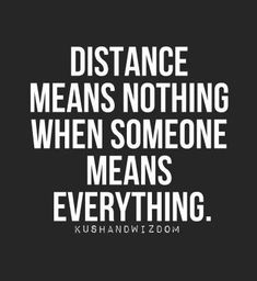 Don't Let The Distance Defy You With These 28 #Long #Distance #Relationship #Quotes