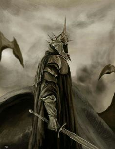 Witch-King of Angmar - The Lord of the Rings - Mikee Flores - Hobbit, LotR, GoT etc. Fantasy Male, Dark Fantasy, Lord Of Rings, The Lord Of The Rings, Witch King Of Angmar, O Hobbit, Hobbit Art, J. R. R. Tolkien, Middle Earth