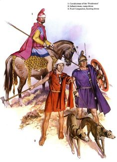 alexander the great for kids macedonian army