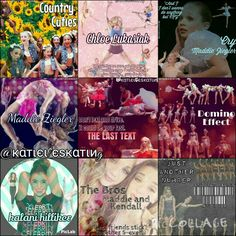 """As you can see, I make a lot of edits for the Dance Moms fandom. All these edits I put a lot of work into so I know that people will like them. So with that said, please vote me as the Biggest Dance Moms Fan of November 2015! To vote message to number """"7"""" to Sydney Rose15. I may not have a lot of boards dedicated to the girls, but in my heart I support anything they do! Thank you!! ♡♡♡ •uploaded by @KatieIceSkating•"""