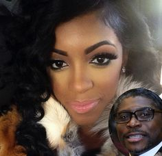 Romantic Rumor ... Porsha Stewart Allegedly Dating Rapper Eve's Ex Boyfriend