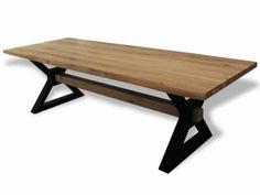 Masa Medieval - ultimul model produs la fabrica din Baia Mare Stejarmasiv Medieval, Oak Table, Kraken, Rustic Industrial, Washi, Provence, Dining Bench, Metal, Furniture