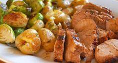 Chef Mommy: Pork Tenderloin with Pan Sauce