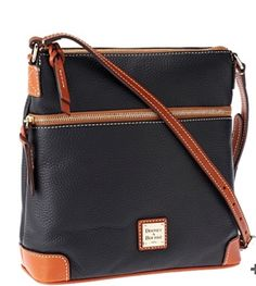 Dooney and Bourke Cross Body Purse #DooneyBourke #MessengerCrossBody
