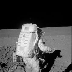 Apollo 14 astronaut