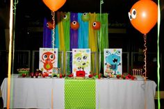 Little Monster Bash Birthday Party Ideas | Photo 19 of 33