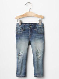 1969 rip & repair skinny jeans Product Image