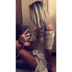 #lookdodia #blond #hair