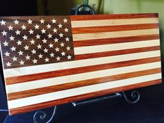 American flag cutting board Custom Cutting Boards, American Flag, American Flag Apparel