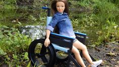 How to Make a Wheelchair for Your Lammily Doll i diversity / abilities