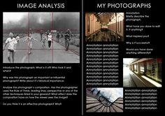 Image Analysis and My Photographs ©Anna Hawes
