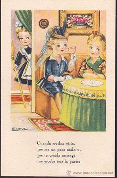 El blog de Las Cosas de Mami | Cosas de antes: cuentos, muñecas recortables,épocas anteriores, moda de los años 30 y 40, época victoriana, cosas de mujeres…