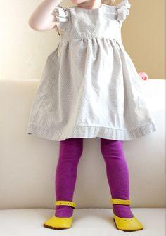 Natty Janes Leather Baby Shoe Pattern | Delia Creates on Etsy