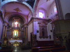 https://flic.kr/p/tbvKnb | Church and Monastery of Santa Cruz, Queretaro Mexico