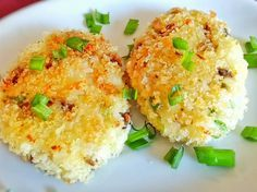 Potato and rice veggie patties   This has been a very busy week. We went as a family to California on a mini-vacation. It was so fun. W...