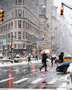 new york travel - 15 Things You Didn't Know About New York City New York Trip, New York City, New York Street, New York Travel, New York Winter, City Photography, Winter Photography, Flatiron Building, Time Pictures