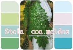Delicadezas en crochet Gabriela: Stola