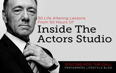 Kevin Spacey House Of Cards Inside The Actors Studio