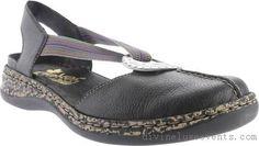 Aperol 6975468571 - Rieker-Antistress Daisy 62 - Womens Comfort Sandals