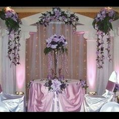 Wedding Als Columns Ceremony Our Anniversary Parties 50th