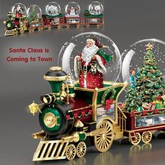 Christmas Train Snow Globe Decoration Santa Claus Comin' To Town Thomas Kinkade by Thomas Kinkade, http://www.amazon.com/dp/B007L7EZ6K/ref=cm_sw_r_pi_dp_0pSRpb1KXCXVD