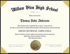 Free printable high school diploma template huge collection of high standard homeschool high school diploma 85 x 11 yadclub Gallery