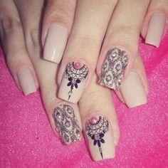 Flower Nails, Nude Nails, Art Ideas, Hair Beauty, Nail Art, Brush Strokes, Cute Nails, Nail Designs, Fingernail Designs