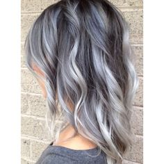 23 Looks That Prove Balayage Hair Is for You ❤ liked on Polyvore featuring accessories and hair accessories