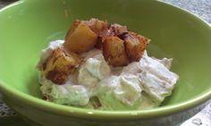 jablkovy tvaroh Potato Salad, Potatoes, Ethnic Recipes, Food, Potato, Essen, Meals, Yemek, Eten