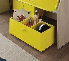 Battistella Contemporary Tynn Toy Storage Box Diddle Tinkers luxury contemporary