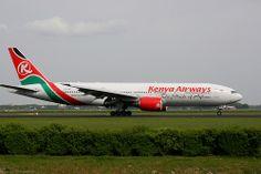 Kenya Airways Boeing 777-200/ER