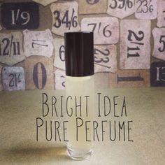 Bright Idea Pure Perfume