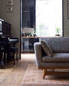 Grey sofa addiction