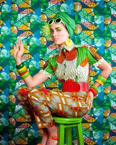 Garoo Trading Company photo shoot.  Photographer/Stylist: Kate O'Brien Creative  Model: Leonie Prendeville  MUA: Lizzy Colbert  Garment Construction: Meg O'Brien
