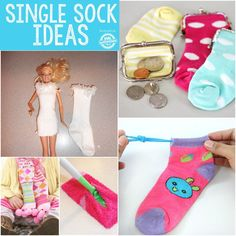 50 Things To Do With Spare Socks